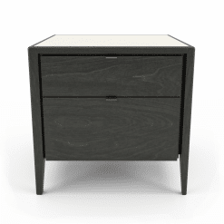 Winston 2 drawer nightstand