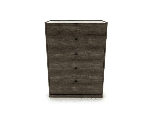 bedroom cloe 5drawer dresser