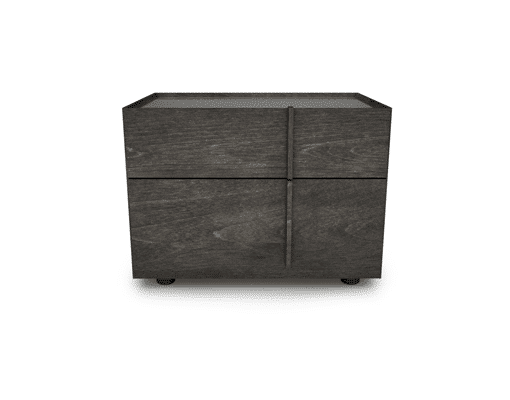 bedroom plank night stand
