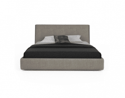 bedroom sereno upholstered bed