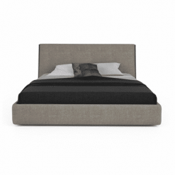 bedroom sereno upholstered bed