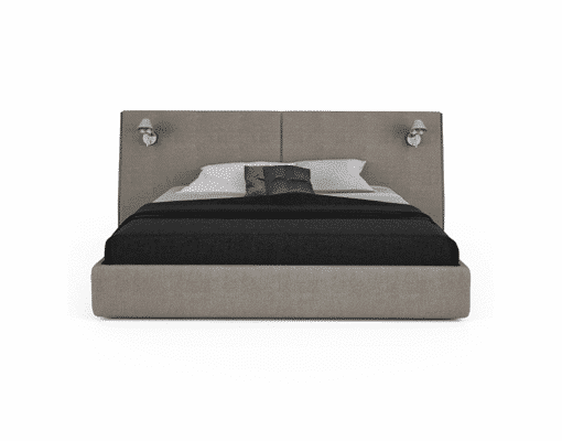 bedroom sereno long upholstered