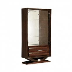 dining room ezekiel display cabinet