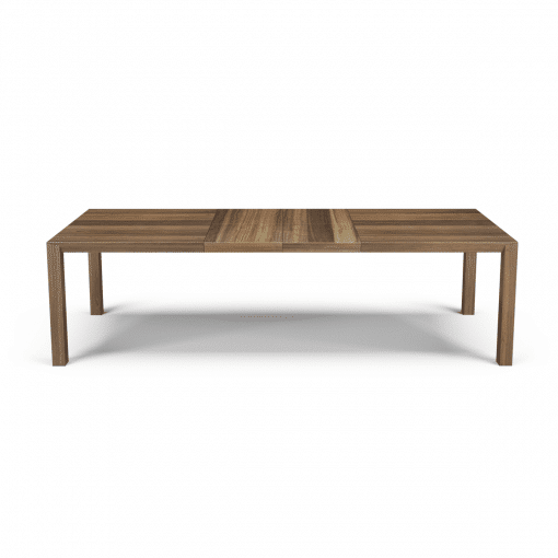 dining room fly 72-inch double extension table