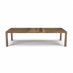 dining room fly 82 inch double ext table