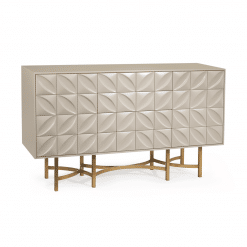 dining room ghost white credenza 001