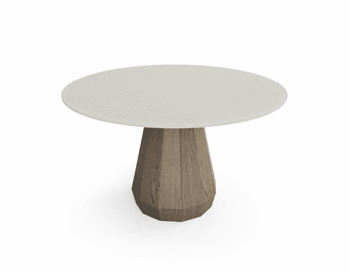 dining room memento table
