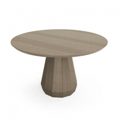 dining room memento white oak table