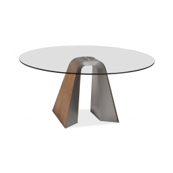 dining table hyper round 001