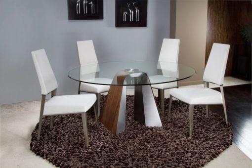 dining table hyper round liveshot