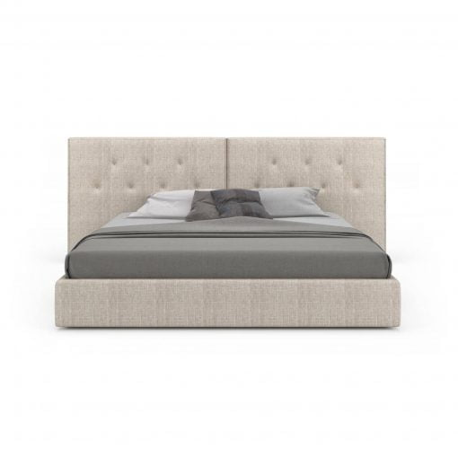 encore upholstered bed
