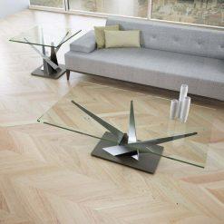 living room crystal rect coffee table liveshot