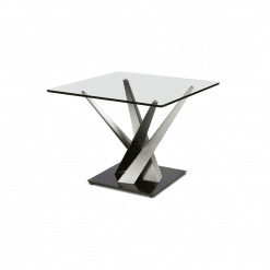 living room crystal side table