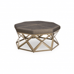 living room icon ottoman