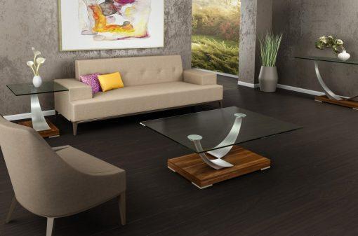 living room tangent tables liveshot
