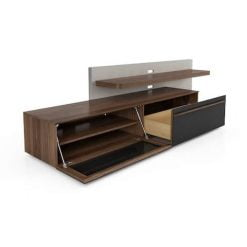living room scene tv stand