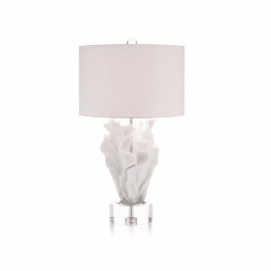 table lamps cast coral
