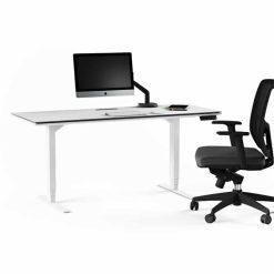 Centro Lift Desk 6452 BDI standing desk 1