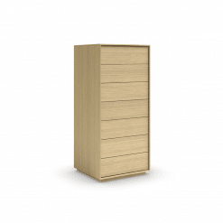 bedroom azura narrow chest