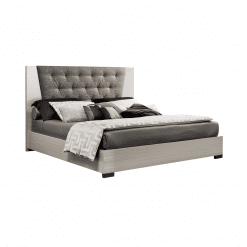 bedroom montblanc padded bed 001