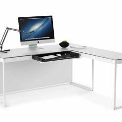 centro office bdi desk 6401 return 6402