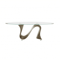 dining room wave table