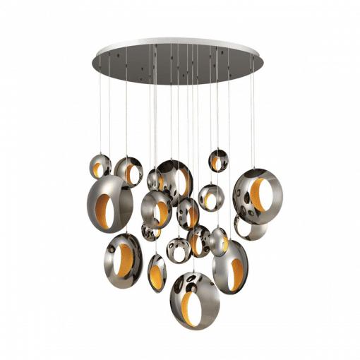 lighting arlington 51 inch round chandelier