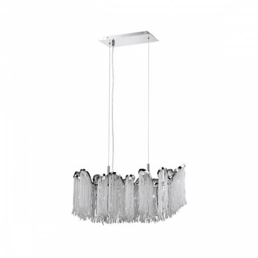 lighting ellena linear chandelier