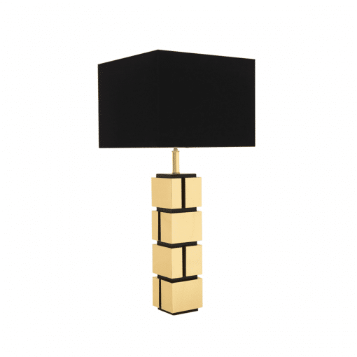 lighting reynaud table lamp brass