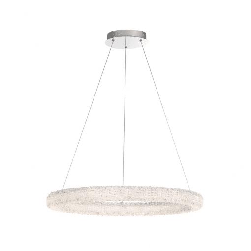 lighting sassi 27 round chandelier