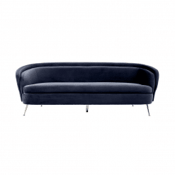 living room velv sofa