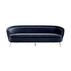 living room velv sofa