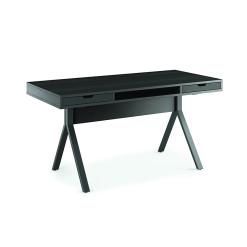 office furniture modica desk charcoal