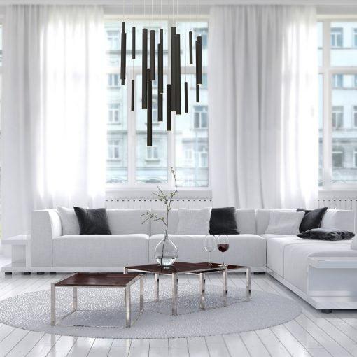 santana chandelier liveshot