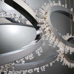 scoppia chandelier details