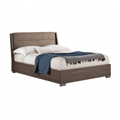 bedroom dado-dice bruno oak bed