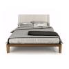 bedroom dusk upholstered bed