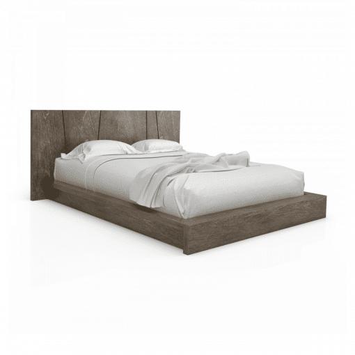 bedroom silk bed