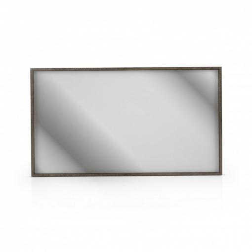 bedroom silk horizontal mirror
