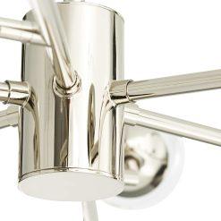 dallas chandelier polished nickel details 001