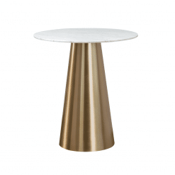 Leonie bar table in gold