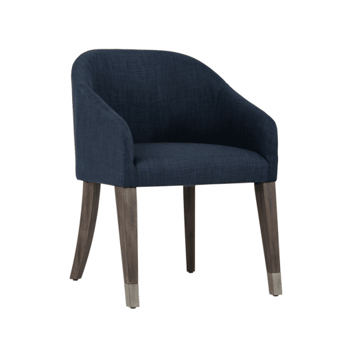 nellie dining chair in navy