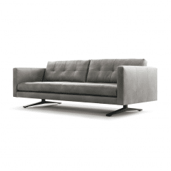 living room fender sofa