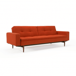 living room dublexo styletto sofabed with arms