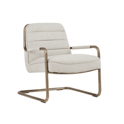 living room lincoln lounge chair beige