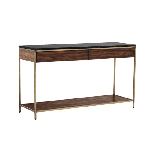 living room stamos console table