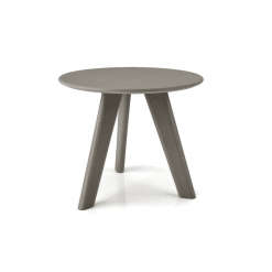 living room studio round end table