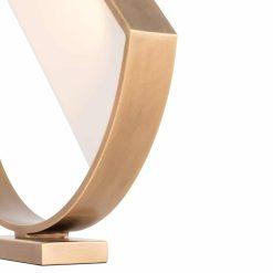 luna table lamp details