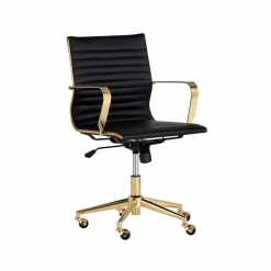 Elixir Office Chair in Black