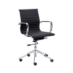 office furniture tyler chair black